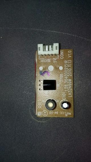 Placa Sensor Remoto E Teclado Philco Ph-32m3.