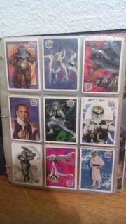 Tarjetas Pronto Power Cards Power Rangers