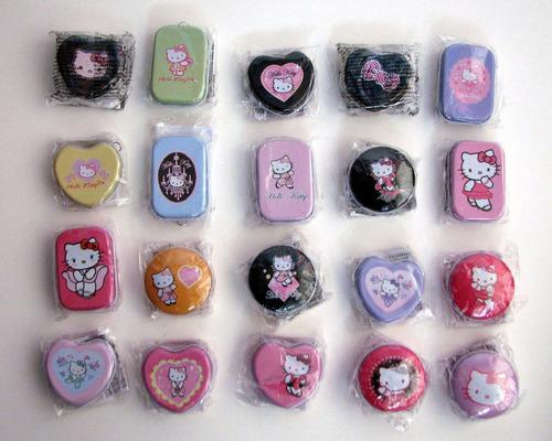 Hello Kitty Cofresitos De Colección Panini