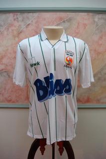 Camisa Futebol União São João Araras Sp Hawk Jogo 1007