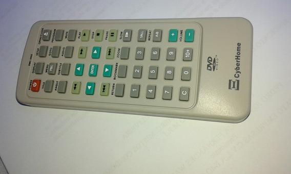 Controle Remoto Dvd Cyberhome Rmc-300z/ Ele É Original Exce