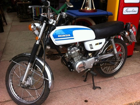 Moto Honda Cb 50 - 1974 Raridade