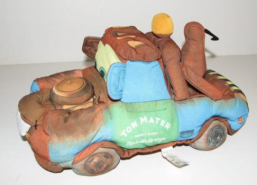 Mater Cars Peluche Con Sonido