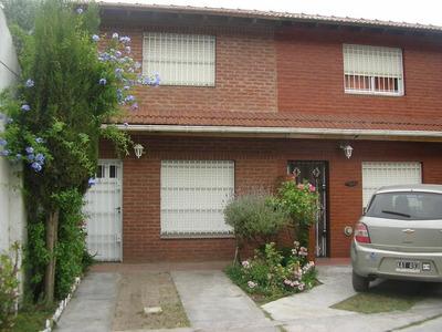Duplex3 Amb,5/6 P,patio,cochera,1ª De Febrero X Semana $7000