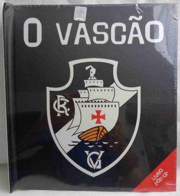 Livro Club De Regatas Vasco Da Gama Vascão Pop-up Lacrado