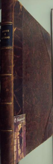 Revista Artes E Letras - Rangel De Lima - 1872