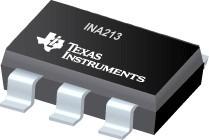 5 Ina213 Amp 50v/v Medidor Shunt Sensor Corrente Ina21x Cft