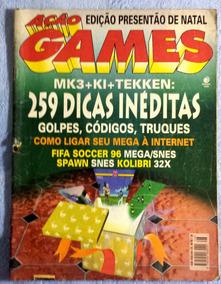 Revista Ação Games - Edição De Natal Nº96