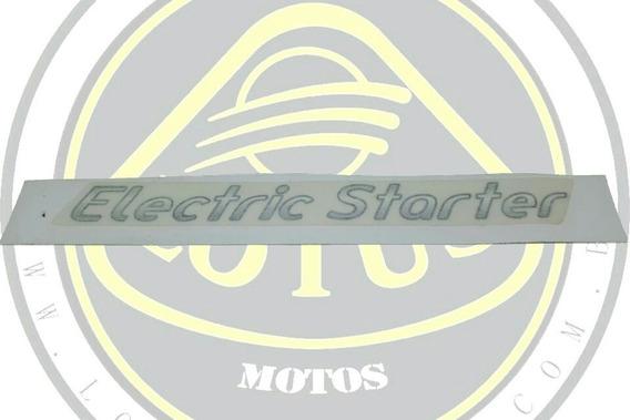 Adesivo Rabeta Eletric Dafra Speed 150 Original D011400017