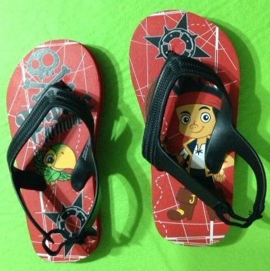 Ojotas Jake El Pirata Disney Store Unicas