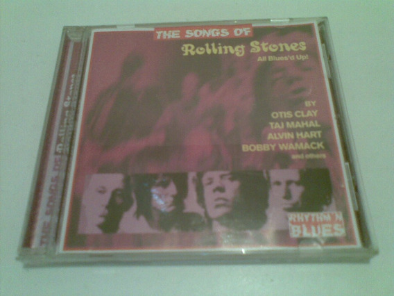 Cd The Songs Of Rolling Stones All Blues D Up 2003