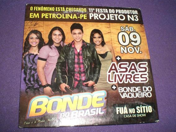Cd Bonde Do Brasil-(promo)