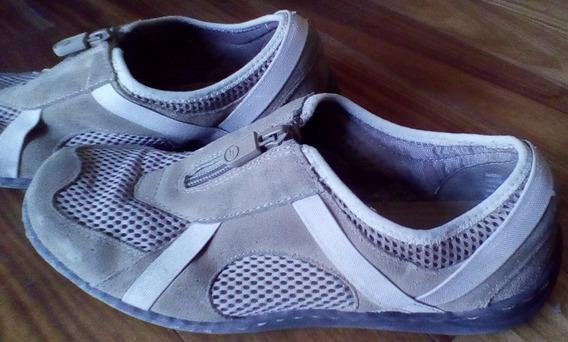 Zapatillas Dr. Scholl Nº 39-. Cuero Nike Converce Caba Cent