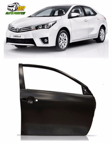 Porta Dianteiro Toyota Corolla 2014 2015 2016 2017