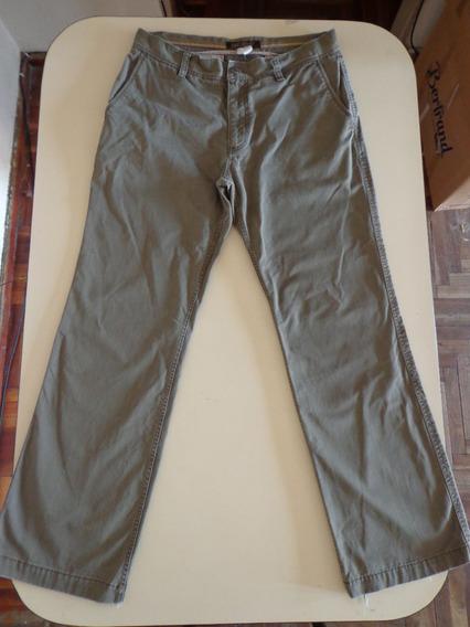 Pantalon Old Navy Talle 33 X 32 = M De Gabardina