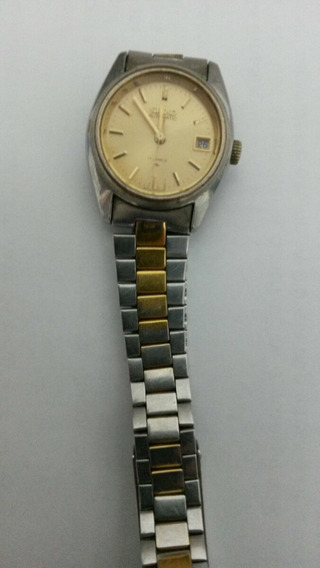 Relógio Seiko Antigo Automático Feminino