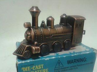 Miniatura Locomotiva Apontador Nova !