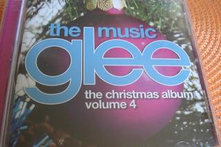 Cd The Music Glee The Christmas Album Vol. 4