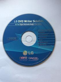 Disco De Instalação Lg Dvd Writer Solution.