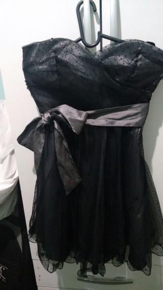 Vestido Para Festas Sociais Em Tecido Com Borjo