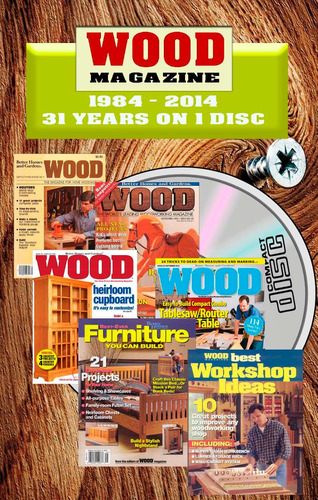 Revistas De Carpinteria Madera Wood Magazine