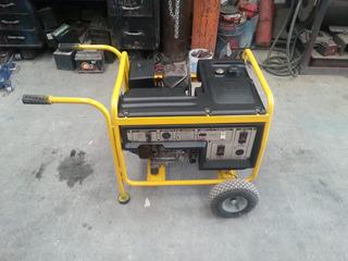 Generador 6500 Watts Wacker