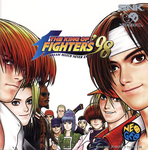 King Of Fighters 98 Play 1