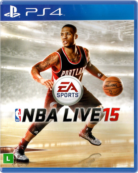 Nba Live 15 - Playstation 4 - S. G.