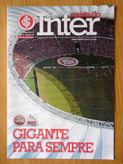 Revista Do Inter Alma Colorada No. 99 Outubro De 2014 Gigant