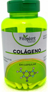 Colágeno Hidrolisado 500mg 120 Capsulas Kit 12 Un. 1440 Caps