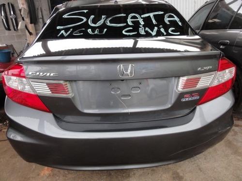 Caixa De Cambio Borboleta Tip Tronic New Civic Lxr 2014
