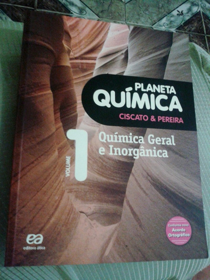 Planeta Química -química Geral E Inorgânica Vol.1