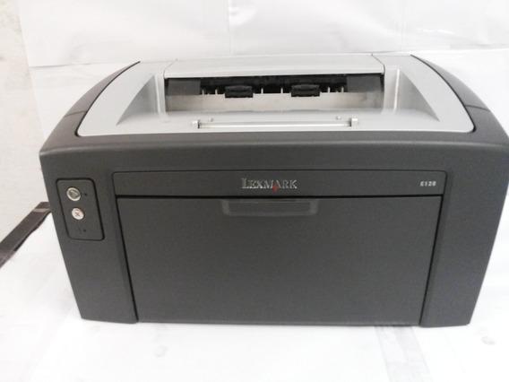 Impressora Laser Lexmark E-120 Funcionando