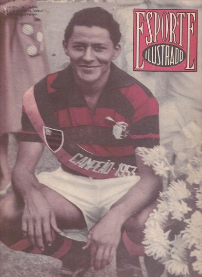 Revista Esporte Ilustrado Nº 826 - 04/02/1954