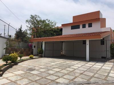 Casa Residencia Residencial Campestre Morillotla Renta/venta