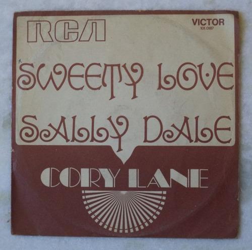Compacto Cory Lane Sweety Love