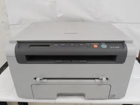 Multifuncional Samsung Scx 4200 Revisada Com Toner Cheio