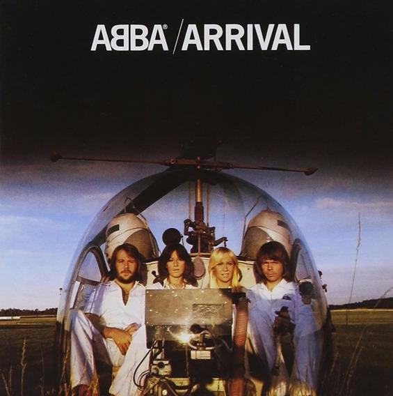 Abba: Arrival Deluxe Edition - Cd + Dvd Nuevo Importado