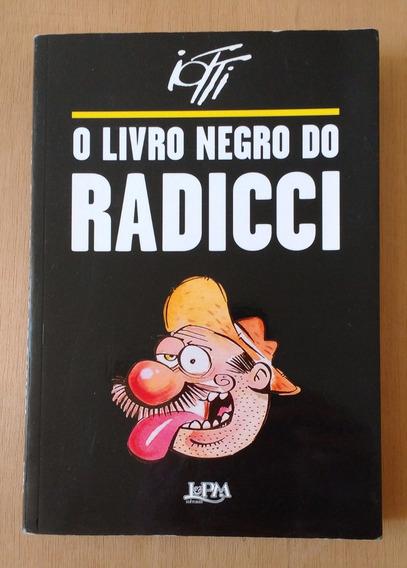 O Livro Negro Do Radicci (usado)