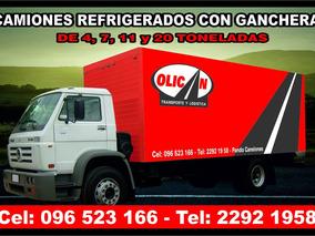 Servio Camiones Alquilo Por Dia O Por Reparto