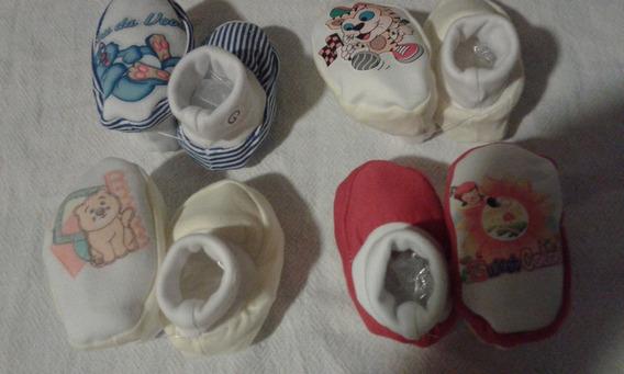 Pantufas Para Bebês Meninos E Meninas