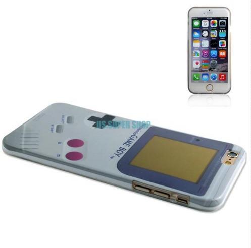 funda iphone 6 gameboy