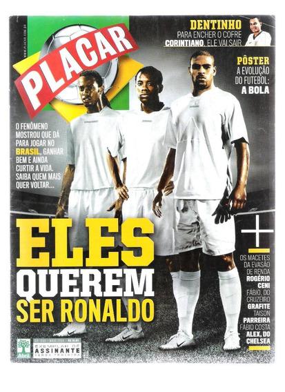 Revista Placar Ed 1330 Maio De 2009