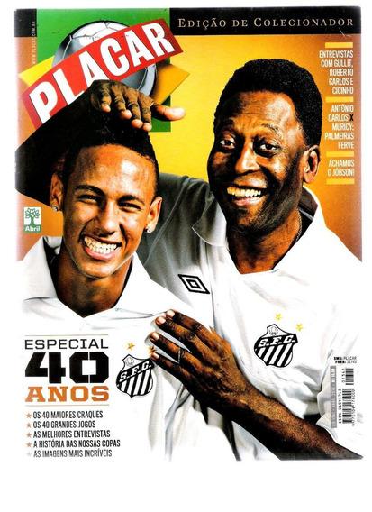 Revista Placar Ed 1341 Abril De 2010