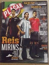 Revista Placar Ed 1318 Maio De 2010