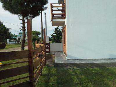 Alquiler En Las Toninas - Duplex - 8 Personas