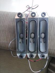 3 Alto Falantes Sony Klv- 32fa40a Vai Os 3 Juntos