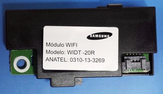 Adaptador Modulo Wifi Widt-20r Tv Samsung Un40fh5303gxzd