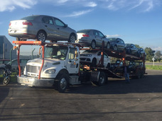 Transporte De Vehículos En Niñera - Nivel Nacional