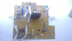 Placa Principal Som Sony Hcd Rs444s
